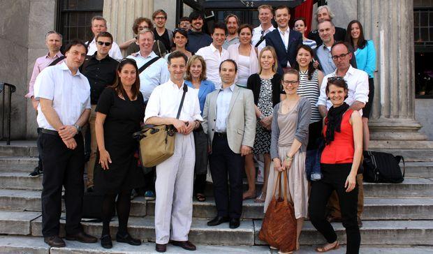Delegationsreise in die USA